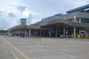 Laguindingan Airport - Façade of Laguindingan Airport