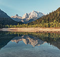 Lake Jasna in Slovenia 2015.jpg