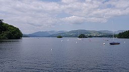 Lake Windermere MMB A3 Bowness-on-Windermere