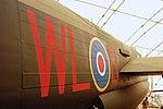 Lancaster FM136 at Aero Space Museum of Calgary Flickr 6201754467.jpg