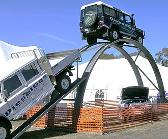 Field days in Australia - Some exhibitors make a special effort with their displays at AgQuip.