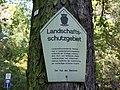 Landschaftsschutzgebiet, Kennzeichnung in der DDR.jpg