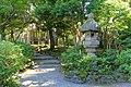 Lantern - Old Yasuda Garden - Tokyo, Japan - DSC06439.jpg