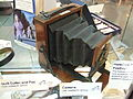 Late 19th century camera, Hereford Museum and Art Gallery - DSCF1949.JPG