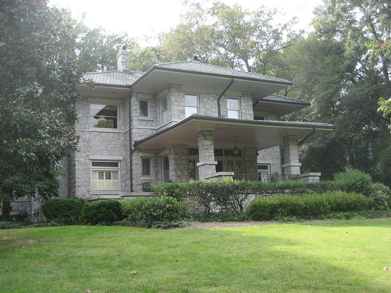 File latham baker house greensboro north carolina for The carolina house
