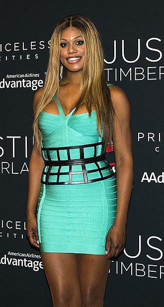 Laverne Cox - Cox in July 2014