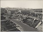 Laying concrete on the Sydney Harbour Bridge, 1928 (8282703225).jpg
