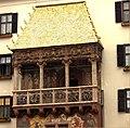 Le Goldenes Dachl d' Innsbruck - panoramio.jpg