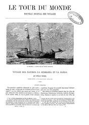 Le Tour du monde (périodique) Volume 27