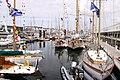 Le bassin des yachts classiques du Musée Maritime de La Rochelle (7).JPG