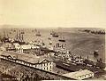 Le marche Champlain et la rade de Quebec vers 1870.jpg