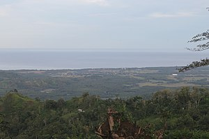 Moro Gulf - The gulf seen from Lebak
