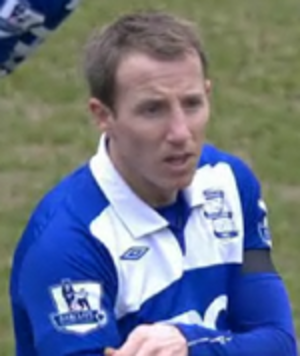 Lee Bowyer - Bowyer in February 2010