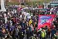 Leeds public sector pensions strike in November 2011 11.jpg