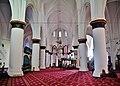 Lefkoşa Selimiye-Moschee (Sophienkathedrale) Innen Langhaus Ost 2.jpg