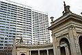 Leipziger Straße - Berlin - Wohngebäuden und den rekonstruierten Spittelkolonnade - panoramio.jpg