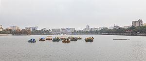 Leizhou - Image: Leizhou Xihu 2014.02.27 16 44 12