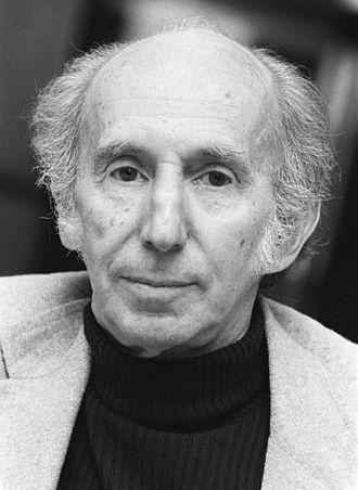 Leo Vroman - Leo Vroman in 1983