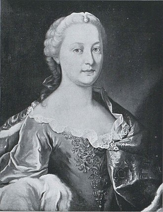Princess of Liechtenstein - Image: Leopoldine of Sternberg