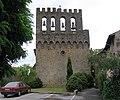 Les Pujols (Ariège)-clocher église.jpg