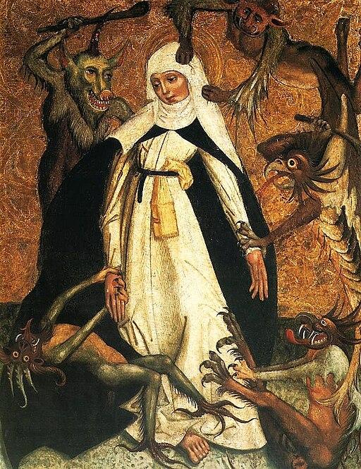 Lesser Poland St. Catherine of Siena