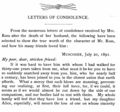 Letter of condolence to Mrs. William Potter Ross on the death of her husband.png