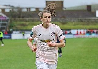 Lizzie Arnot association football player