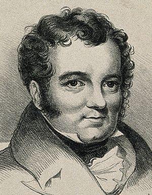 Lewis Weston Dillwyn - 1833 portrait by Eden Upton Eddis