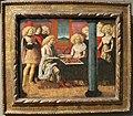 Liberale da verona, scena dalla novella del giocatore di scacchi, 1467-1476, 02.JPG