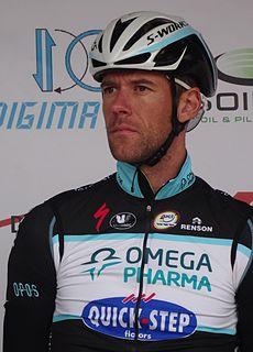 Stijn Vandenbergh Belgian road bicycle racer