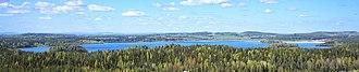 Lievestuoreenjärvi - Image: Lievestuoreenjärvi 2