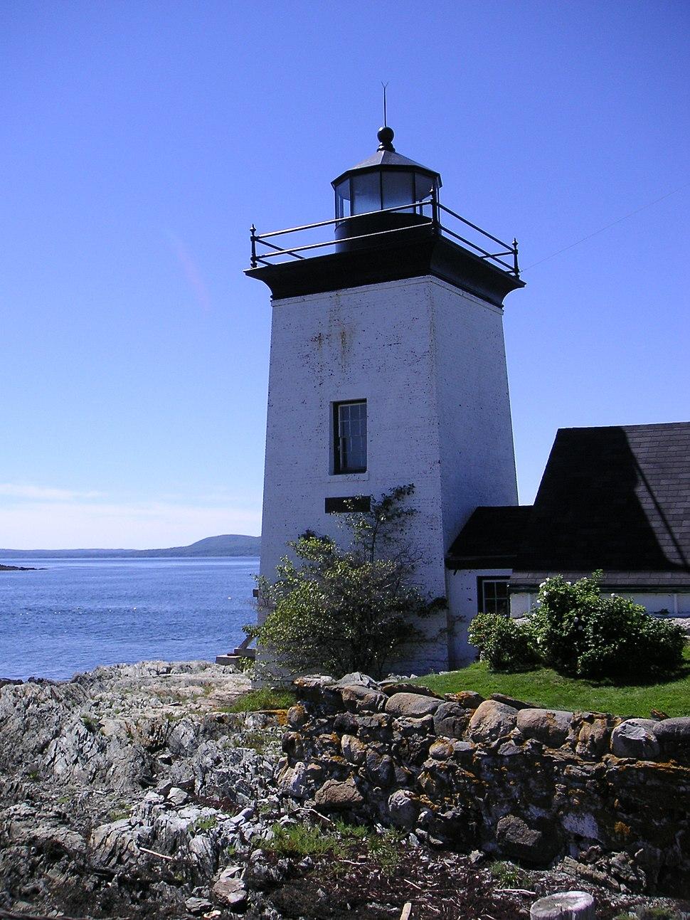 Lighthouse IslesboroME