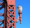 Lighting fixture attached to Broadway Bridge - Portland.jpg