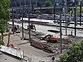 Lille - Travaux en gare de Lille-Flandres (E15, 7 juillet 2013).JPG