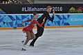 Lillehammer 2016 - Figure Skating Pairs Short Program - Ekaterina Borisova and Dmitry Sopot 7.jpg