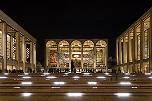 Film Society of Lincoln Center - The Film Society of Lincoln Center is located at Lincoln Center for the Performing Arts in New York City