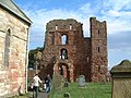 Lindisfarne Priory - geograph.org.uk - 70694.jpg