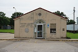 United States Post Office in Lindsay