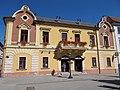 Listed corner building. - 18 Széchenyi Street, Eger, 2016 Hungary.jpg