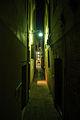 Lit Venetian Alley @ Night (3501027608).jpg