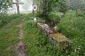 Little Lainsitz creek back-crossing from Czechoslovakia to Austria.jpg