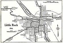 Timeline of little rock arkansas wikipedia little rock in 1920 malvernweather Gallery