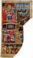 Livre I des annales (1295-1532). Les portraits des capitouls de l'année 1500-1501 et Scènes historiques de l'année.jpg