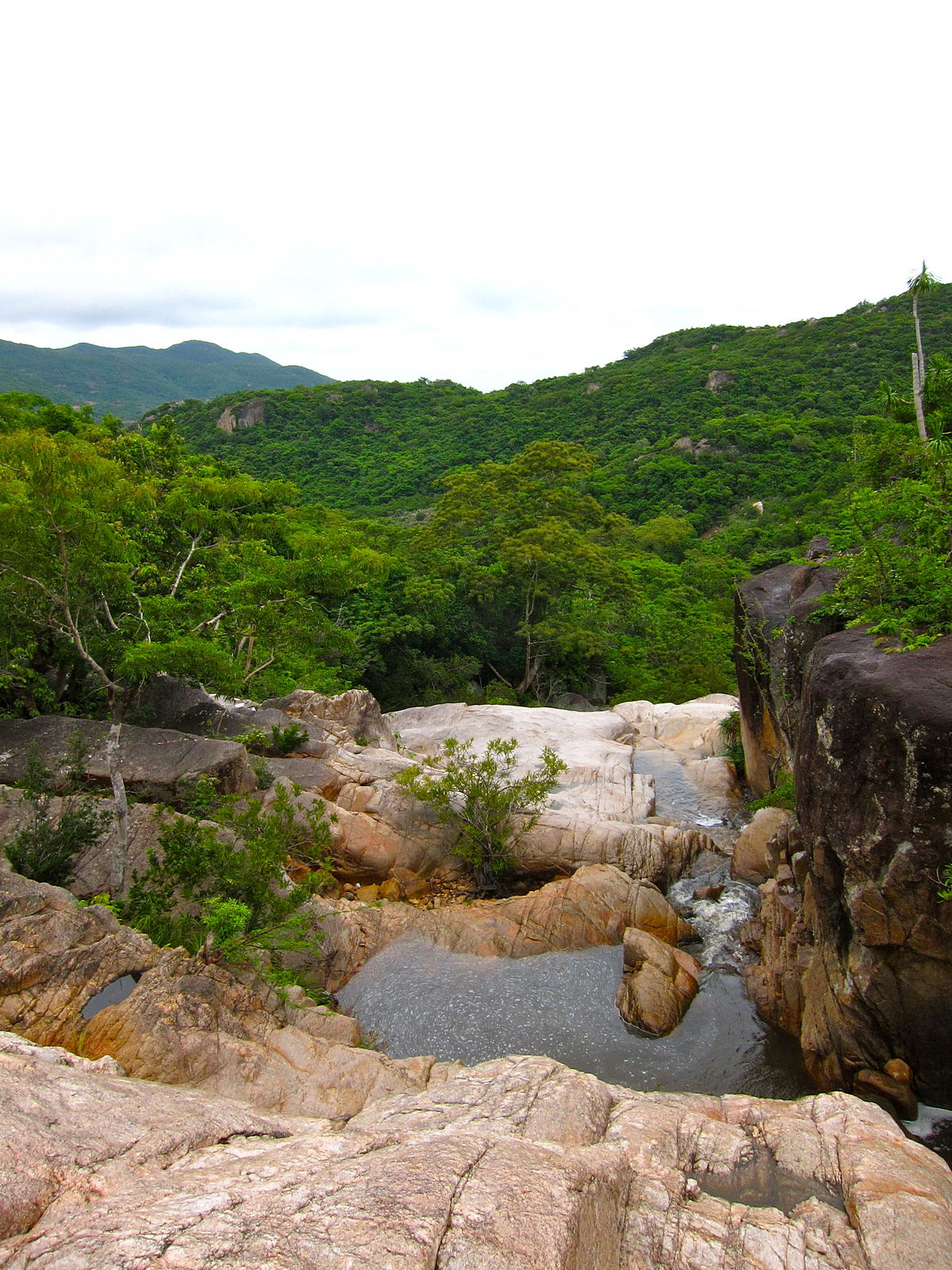 Núi Chúa National Park - Wikipedia