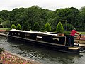 Lock at Boatkeeper's House, Goring - geograph.org.uk - 504762.jpg