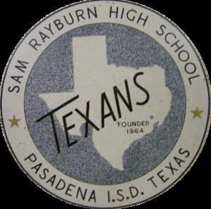 Sam Rayburn High School - Image: Logo SRHS