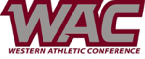 Western Athletic Conference football - Image: Logo WAC