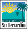 Official logo of San Bernardino, California