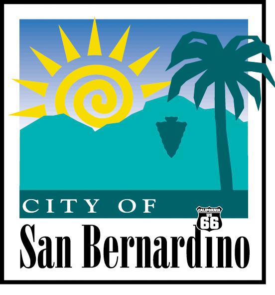 Official logo of San Bernardino, California