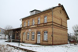 Lohra Bahnhof 1
